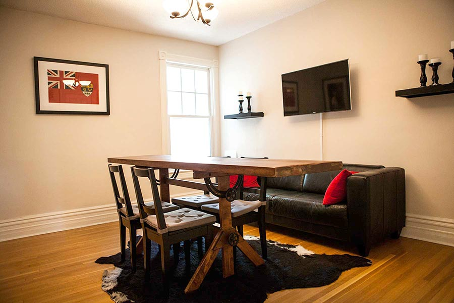 Room For Rent Cabbagetown Toronto